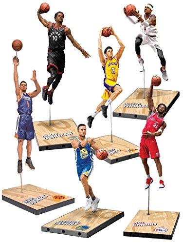 マクファーレン スポーツ TMP NBA 7インチ フィギュア シリーズ32 8体入りカートン