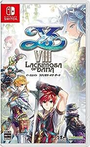 イースVIII -Lacrimosa of DANA- - Switch