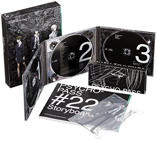 PSYCHO-PASS Complete Original Soundtrack(完全生産限定盤)(Blu-ray Disc付)の詳細を見る