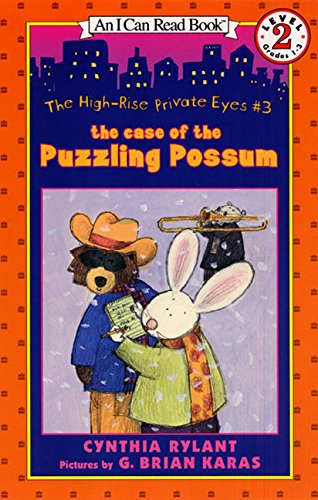 The Case of the Puzzling Possum (An I Can Read / Reading 2 with help)の詳細を見る