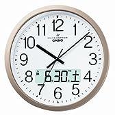CASIO (カシオ) 掛け時計 WAVE CEPTOR ウェーブセプター 電波時計 プログラム時報 IC-410SJ-9JF