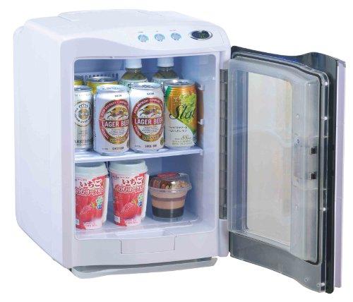 ポータブル温冷庫20L カラー/ホワイト RA-H20-W