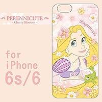 グルマンディーズ ディズニー PERENICUTEシリーズ iPhone6s/iPhone6対応 シェルジャケット ラプンツェル DN-331G