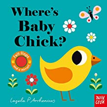 Where's Baby Chick?: Where's Baby Chick? (Felt Flaps)