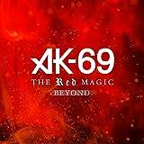 THE RED MAGIC BEYOND♪AK-69のCDジャケット