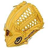 アシックス(ASICS) 野球 GOLDSTAGE WP ゴールドステージWP LH(右投げ用) RH(左投げ用) 硬式グラブ外野手用 サイズ11 3121A688