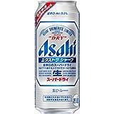 アサヒスーパードライ エクストラシャープ缶 [ 500ml×24本 ]