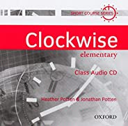 Clockwise: Elementary: Class Audio CD