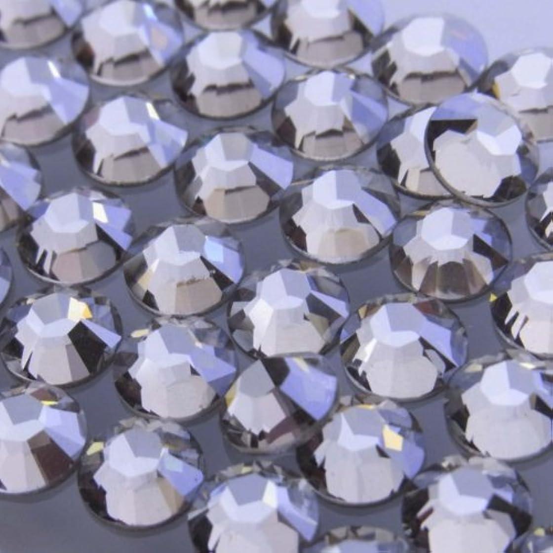 商標限られた実行可能Hotfixクリスタルシルバーシェイドss12(100粒入り)スワロフスキーラインストーンホットフィックス