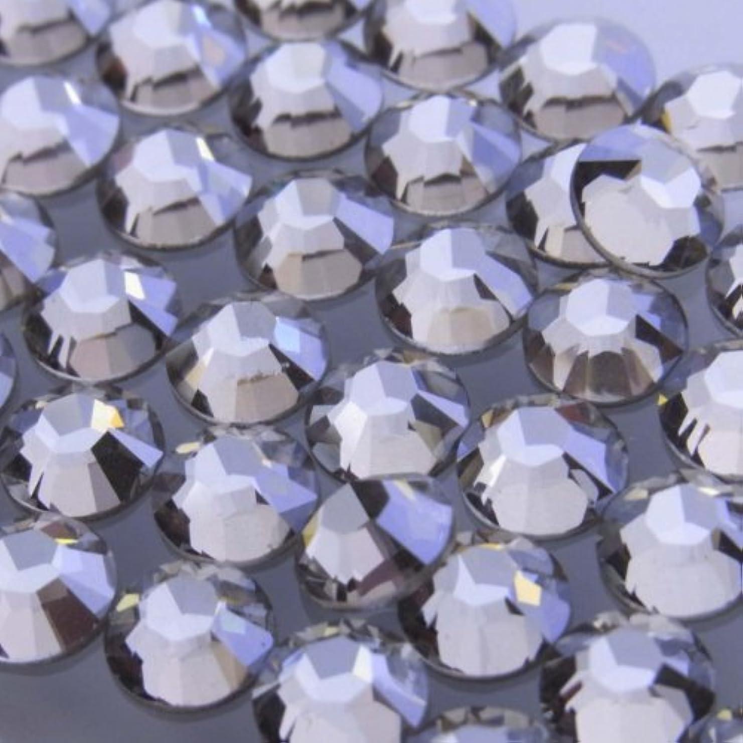 ホールドオール約暖炉Hotfixクリスタルシルバーシェイドss12(100粒入り)スワロフスキーラインストーンホットフィックス