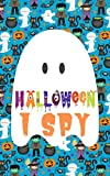 Halloween I Spy: Fun Interactive Guessing Game Book for Young Kids to Celebrate Halloween this Fall Season (Picture Riddle Books for Toddlers Kindergarteners and Young Children 1) (English Edition) 画像