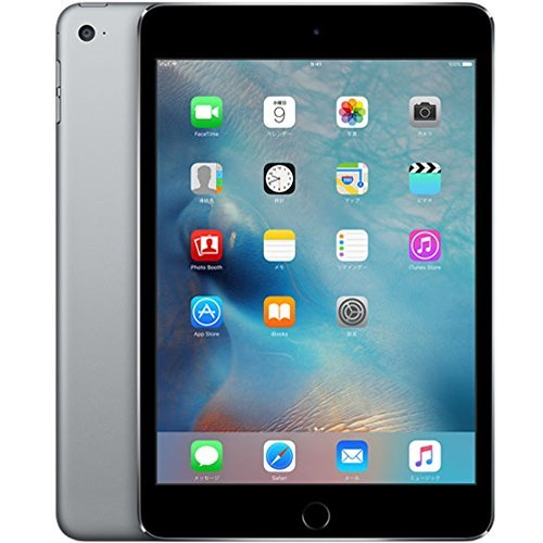 Apple iPad mini 4 Wi-Fiモデル 128...