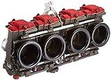 ヨシムラ(YOSHIMURA) ケーヒン FCR-MJN39キャブレター ファンネル仕様 ブラックボディ GPZ900R NINJA[ニンジャ] 759-294-2600