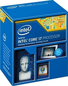 Intel CPU Core i7 4770 3.40GHz 8Mキャッシュ LGA1150 Haswell BX80646I74770 【BOX】