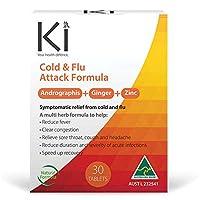 Ki Cold and Flu Attack Formula 30 Tablets
