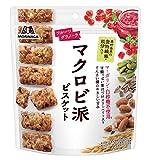 森永製菓 マクロビ派ビスケット フルーツグラノーラ 100g×5袋