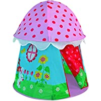 Fun2Give Pop-It-Up Flower Tent Playhouse by Fun2Give [並行輸入品]