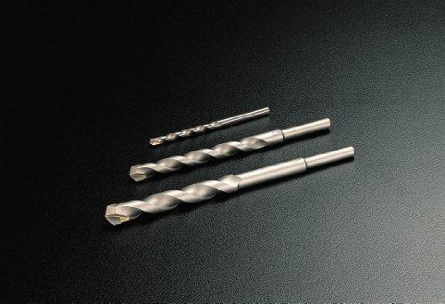 ユニカ(unika) 振動用コンクリートドリルビットBタイプ ノス 16.5mm B16.5X240BP (金属・金工)