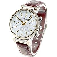 [ルキア]LUKIA 腕時計 LUKIA ソーラークロノグラフ TOKYO PANDA プロデュース ダイヤ入りダイヤル SSVS036 レディース