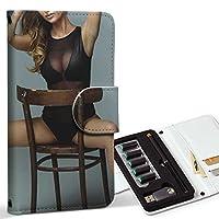 スマコレ ploom TECH プルームテック 専用 レザーケース 手帳型 タバコ ケース カバー 合皮 ケース カバー 収納 プルームケース デザイン 革 おしゃれ 女性 セクシー 011536