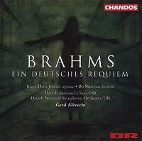 German Requiem by GERD ALBRECHT (2003-06-24)