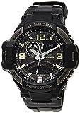 Gショック G-SHOCK CASIO カシオ メンズ 腕時計 スカイコクピット アナデジ GA-1000-1B ブラック 海外モデル 逆輸入品