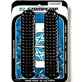ストンプグリップ STOMPGRIP タンク グリップキット - BLK TRIUMPH TIGER 33-10-0002B 674263