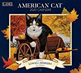 American Cat 2020 Calendar: Includes Downloadable Desktop Wallpaper 画像