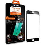 【Spigen】 iPhone6s ガラス フィルム / iPhone6 ガラス フィルム, フルカバー グラス [ 3D Touch 全面液晶保護 9H硬度 發油加工 ] アイフォン6s / 6 用 (ブラック SGP11589)