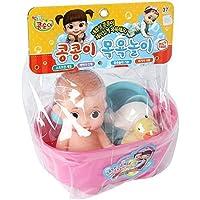 Kongsuni Series Kong Kong Baby Bath Roleplay Set to 完璧な姉妹になる [並行輸入品]