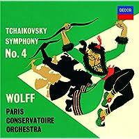 チャイコフスキー:交響曲第4番/ベルリオーズ:序曲「ローマの謝肉祭」「宗教裁判官」