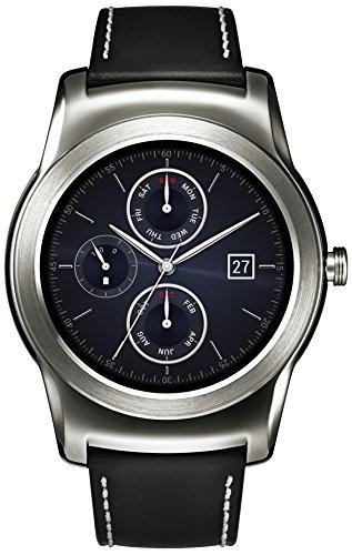 【日本正規品】 LG Electronics Japan LG Watch Urbane(LGウォッチアーベイン)(シルバー)LG-W150 日本語対応