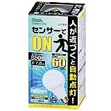オーム電機 LED電球 E26口金 全光束850lm(7.8W一般電球タイプ) 昼白色相当 LDA8N-H R51