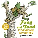 Frog and Toad Storybook Favorites: Includes 4 Stories Plus Stickers (I Can Read Level 2)