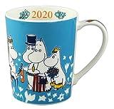 MOOMIN (ムーミン)  2020年 イヤーズ マグカップ MM2020-11