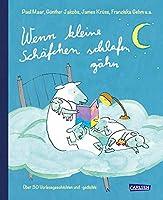 Wenn kleine Schaefchen schlafen gaehn: 44 Vorlesegeschichten und -gedichte ueber Schafe und Schaefchen