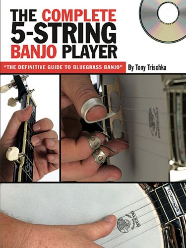 The Complete 5-String Banjo Player (Grv)