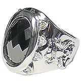 Ed Hardy(エドハーディー) エドハーディ リング ペア 指輪 ダイヤモンドCZ スカル メンズ レディース ジュエリー ステンレス アクセサリー EDHARDY 9302 EH1061SS