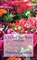 A Thank You Note to God [並行輸入品]