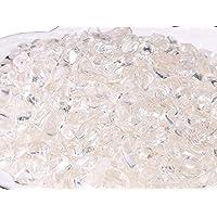 【STONE OF DESTINY】お試し価格 さざれ水晶 100g 浄化力が強いのでパワーストーンや厄除けにも使えます (100g)