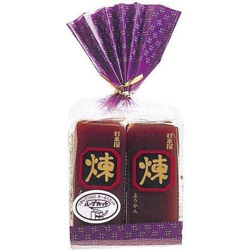 杉本屋製菓 6個入ミニようかん煉 348g×12袋