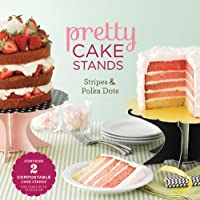 Pretty Cake Stands: Stripes & Polka Dots