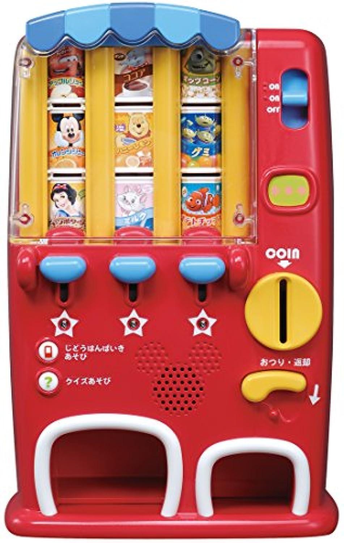 ディズニー はじめて英語 ディズニー&ディズニー?ピクサーキャラクターズ あそんでおぼえる!自動販売機