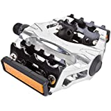 Sunlite Lock Jaw Pedals, 9/16 by Sunlite