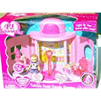 P.J. Sparkles Twinkle Town Candy Shoppe with Sweet Princess Doll