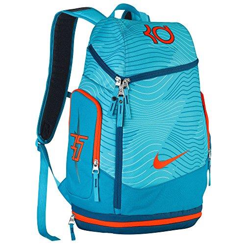 (ナイキ)Nike Product ClearwaterBlue LagoonTeam Orange KD ケーディー ケビン デュラント モデル NBA Max Air エアー エア Backpack バックパック バッグ リュック Kevin Durant - Light ライト Blue ブルー / Orange 【並行輸入品】