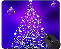 ゲーミングマウスパッドカスタム、クリスマスパーソナライズ長方形ゲーミングマウスパッドマウスパッドUS0148