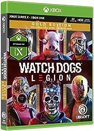 Watch Dogs: Legion, Gold Edition, Xbox One/Xbox Series X