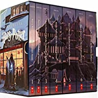 Harry Potter Complete Book Series Boxed Set by J.K. Rowling NEW [Special Edition]