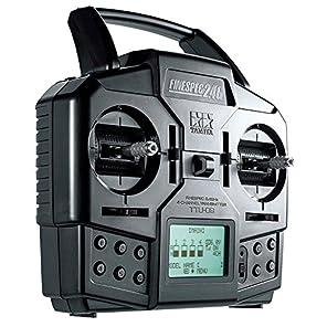 タミヤ RCシステム No.68 ファインスペック2.4G 4チャンネルプロポ 送信機・受信機セット 45068